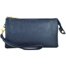 Perfect Core Clutch Navy