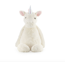 Small Bashful Unicorn Stuffed Animal