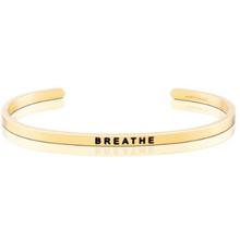 Breathe Mantraband Bracelet