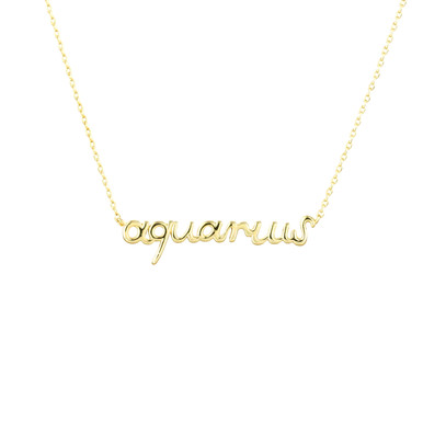 jewelry in script necklace love gold just