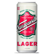 Narragansett Beer Can