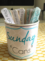 Sunday 'Cans'