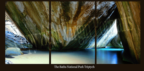 The Baths National Park