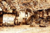 Callwood Rum Distillery Sepia Canvas