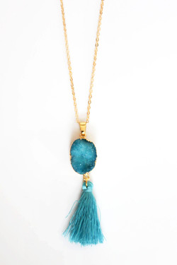 Turquesa necklace (sold out)