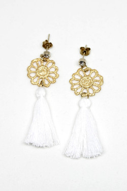 Emily Tassel Earrings