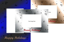 Holiday Photo Packages: Photo Post Cards