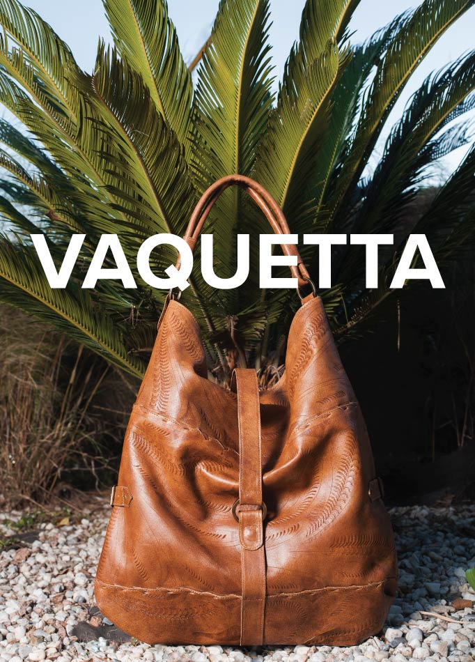 Vaquetta Leather Bags
