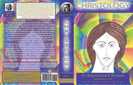 10 CD Box Set Christology Raymond E Brown