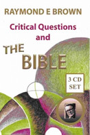 Critical Questions and the Bible (Please note this is the audio version of the DVD RB9) .