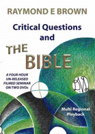 Critical Questions and the Bible Double DVD .