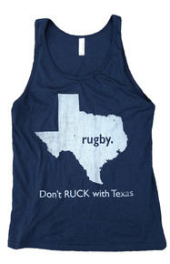 Don't Ruck With Texas Tank Top