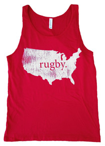 USA Vintage Rugby Tank