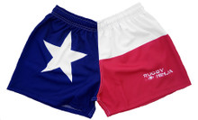 Texas Rugby Shorts