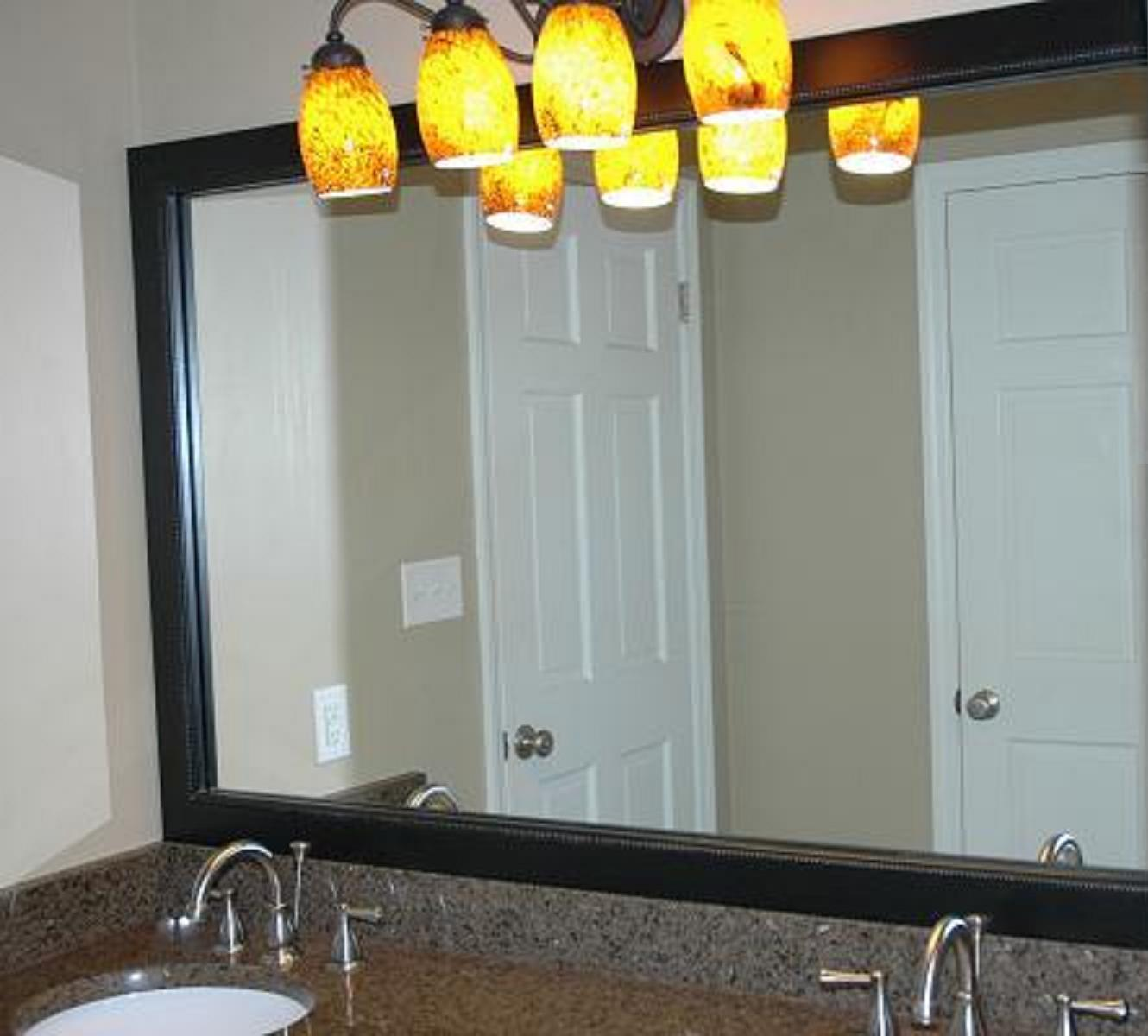 decorating framing mirrors the frames cents bathroom master mirror