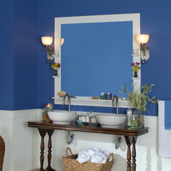 The Marion mirror frame