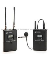 Azden 310LT UHF 無線領夾式收音咪套裝 (日本製造)