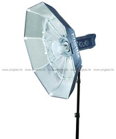 Phottix Luna Folding Beauty Dish (85cm, 銀) 可折疊雷達罩