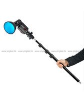 Godox神牛威客AD360閃光燈配件AD-S13手提伸縮桿