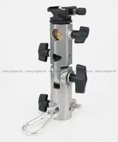 Phottix Varos PRO BG 多功能閃光燈熱靴傘支架