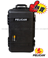 Pelican 1510 Carry On Case 黑色 攝影器材安全箱