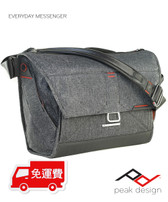"Peak Design Everyday Messenger 15"" Charcoal 攝影袋"