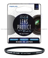 Marumi FIT + SLIM 廣角薄框多層鍍膜保護鏡 62mm