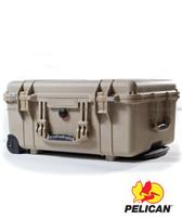 Pelican 1560 Protector Large Case Desert Tan 專業防撞安全箱