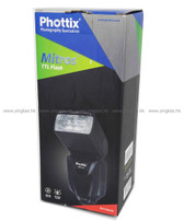 Phottix Mitros TTL Flash for Canon 閃光燈