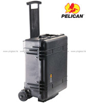 "Pelican 1560M Mobility Case 4""重型滑輪器材安全箱 黑色"