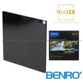 Benro Master ND16 (1.2) 150mm Glass Filter 德國光學玻璃減光鏡