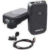 Rode RodeLink 2.4GHz Wireless Filmmaker System 領夾收音咪套裝