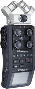 Zoom H6 Six-Track Portable Recorder 手提數位錄音機