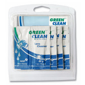 Green Clean LC-7010-10 Lens Cleaner Wet & Dry 鏡頭清潔乾濕紙巾