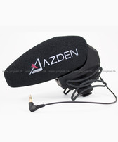 Azden SMX-30 可轉換聲道收音咪 (日本製造)