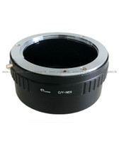 Pixco Contax Yachica C/Y-NEX to Sony NEX E Mount 鏡頭轉接環