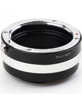 Pixco FUJI-NEX FX 手動鏡 to Sony NEX E Mount 鏡頭轉接環
