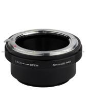 Pixco Nik.g-NEX Nikon G to Sony NEX E Mount 鏡頭轉接環