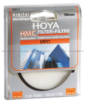 Hoya HMC UV(C) Slim Filter薄框鏡頭濾鏡保護鏡58mm