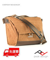 "Peak Design The Everyday Messenger Heritage Tan 13"" 攝影袋"