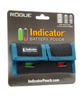 Rogue Indicator Battery Pouches 電池整理袋