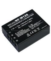 Powersmart NP-W126 富士FUJIFILM X-Pro2  X-T1 X-E2  相機代用電池