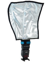 Rogue FlashBender 2 XL Pro Super Soft Silver Reflector 加大碼反光板連超柔銀色
