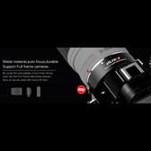 Viltrox電子轉接環EF-NEX III (EF鏡頭轉Sony A7系列全片幅相機)