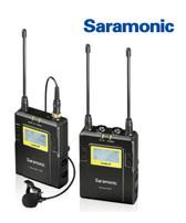 Saramonic UwMic9 一對一無線單反領夾咪