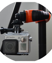 副廠GoPro 多用途 360° 單車夾手柄