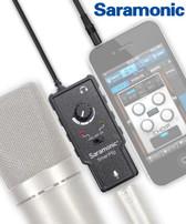 Saramonic Audio Adapter Smartrig 手機轉XLR收音器