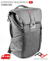 Peak Design Everyday Backpack 20L 功能攝影背囊 Charcoal 深灰色