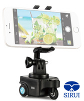 Sirui思銳 EM-1 小型無線遙控攝錄車 (智能電話/咭片相機/GoPro適用)
