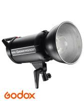 Godox 神牛 QT600II 600W 第二代內置接收高速影樓閃光燈